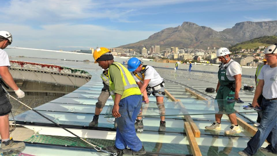 Notice regarding Application for Construction Work Permit