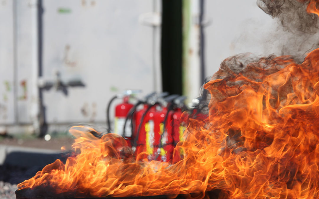 Fire Extinguishers: A Burning Topic