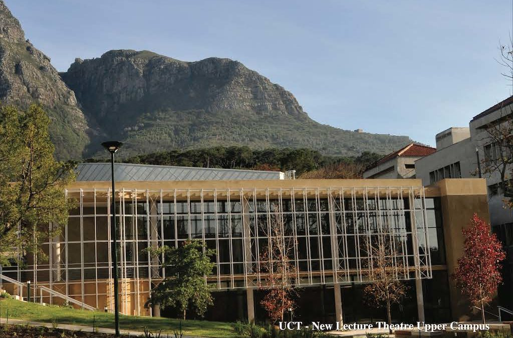 UCT NEW LECTURE THEATRE